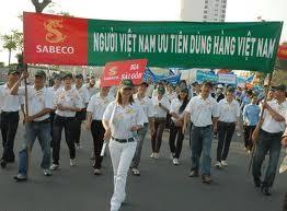 Der Konsum vietnamesischer Waren wird weiterhin gefördert - ảnh 1