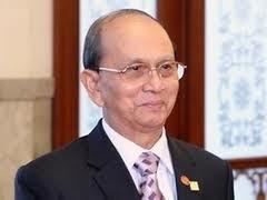 Staatspräsident Truong Tan Sang empfängt Myanmars Präsident Thein Sein - ảnh 1