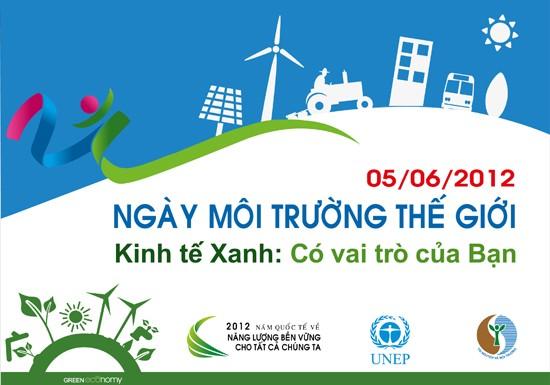 Treffen zum Weltumwelttag in Hanoi - ảnh 1