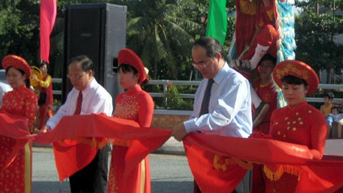 Nationalhistorissche Gedenkstätte des verstorbenen Premierministers Pham Hung  - ảnh 1