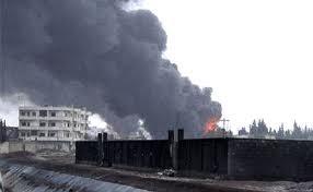 In Syrien stehen die Zeichen auf Eskalation - ảnh 1