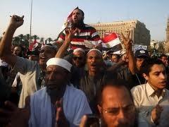 Demonstrationen in Ägypten nach der Wahl - ảnh 1