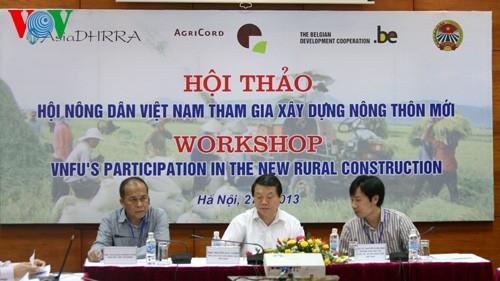 Stärkung des Bauernverbandes bei Modernisierung ländlicher Räume  - ảnh 1