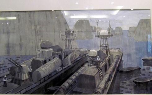 Ausstellung über Inseln, Meere und Marinesoldaten - ảnh 1