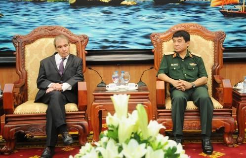 Vietnamesisch-französische Zusammenarbeit vorantreiben - ảnh 1