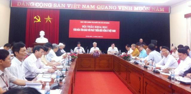 Nachhaltige Entwicklung der Religionen in Vietnam - ảnh 1