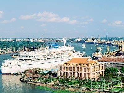 Nha Rong-Hafen – Ho Chi Minh-Museum - ảnh 1