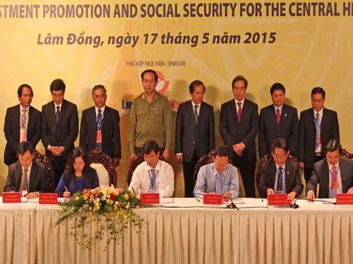 Investitionsmöglichkeiten im Hochland Tay Nguyen - ảnh 1