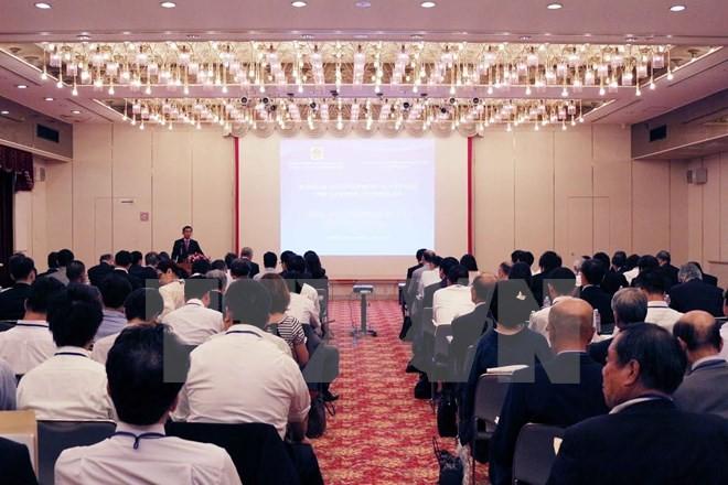 Investitionsforum im japanischen Osaka über Standort Vietnam - ảnh 1