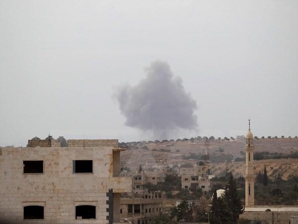 Russland schlägt den USA Kommunikation bei Luftanschlägen vor - ảnh 1