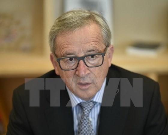 EU-Präsident ruft den Westen zu vernünftigeren Beziehungen mit Russland auf - ảnh 1