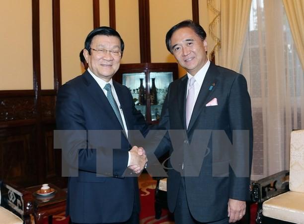 Zusammenarbeit zwischen Vietnam und der japanischen Provinz Kanagawa vertiefen - ảnh 1