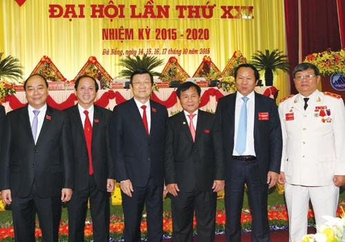 Viele Provinzen des Landes veranstalten ihren Parteitag - ảnh 1