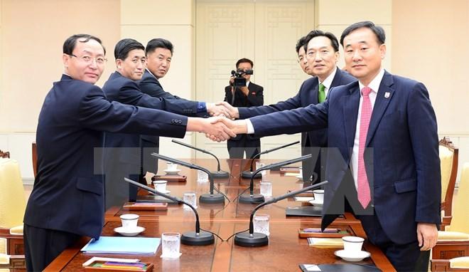 Südkorea ist bereit, mit Nordkorea über alle Probleme zu diskutieren - ảnh 1