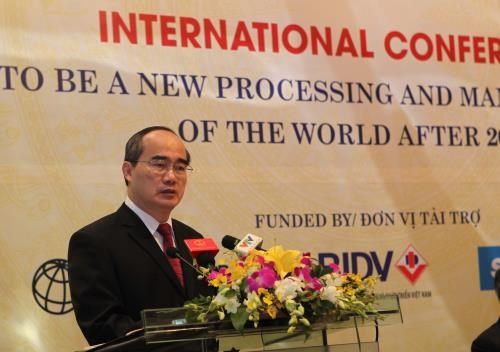 Vietnam wird ein Produktzentrum der Welt - ảnh 1