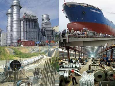 Aufbau der Grundlagen für die Modernisierung und Industrialisierung des Landes - ảnh 1