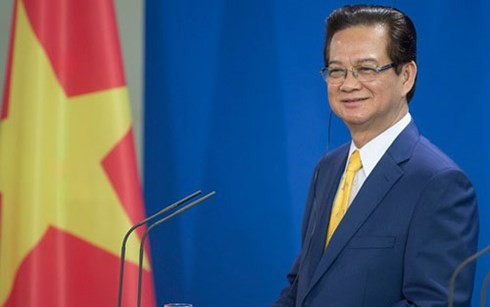 Premierminister Nguyen Tan Dung nimmt an COP-21 teil - ảnh 1