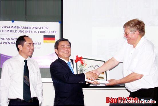Zusammenarbeit im Berufsbildungsbereich zwischen Vietnam und Deutschland - ảnh 1