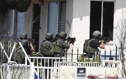 Wieder Schüsse auf Polizisten in den USA - ảnh 1