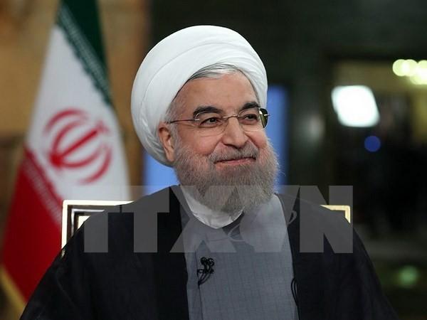 Iran fördert Freihandel zwischen Asien und Europa - ảnh 1