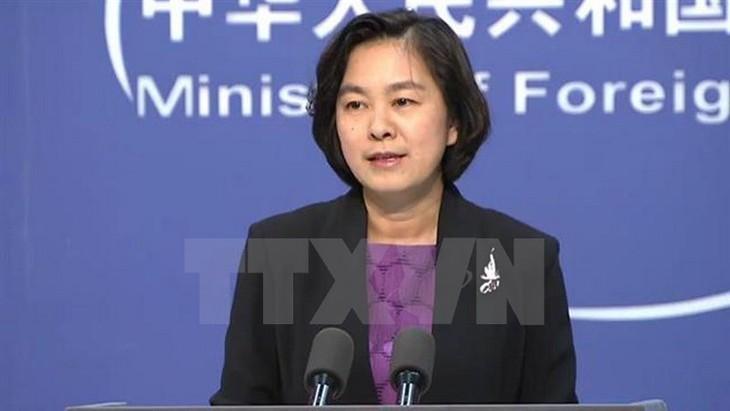 China ist bereit, Dialoge mit den Philippinen zu führen - ảnh 1