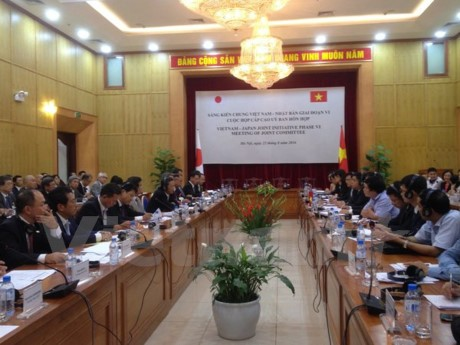 Start der gemeinsamen Initiative zwischen Vietnam und Japan in der 6. Phase - ảnh 1
