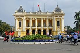 Eindrücke vom architektonischen Erbe Hanois durch Fotos - ảnh 1