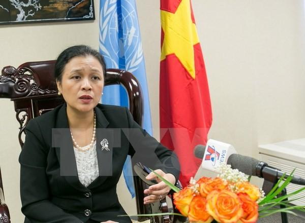 Inoffizielle UN-Vollversammlung mit neuem UN-Generalsekretär Antonio Guterres - ảnh 1