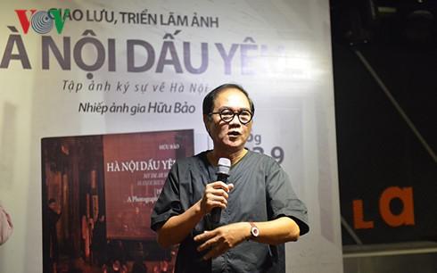 Huu Bao- der Fotograf des Alltagslebens in Hanoi - ảnh 1