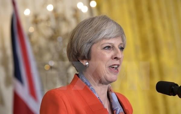 Großbritanniens Premierministerin lässt Parlament über Vereinbarung mit EU entscheiden - ảnh 1