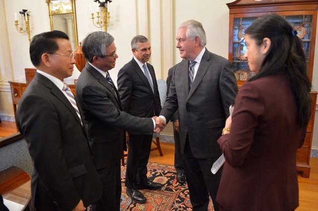 Die USA legen großen Wert auf die strategische Partnerschaft mit der ASEAN - ảnh 1