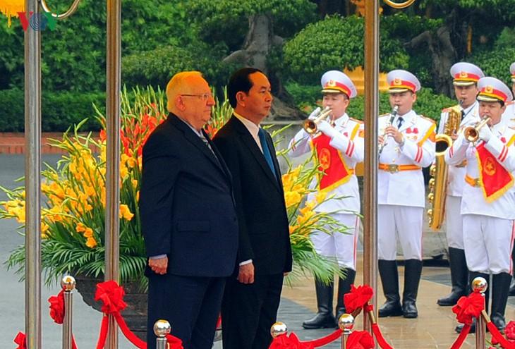 Vietnam und Israel bevorzugen Zusammenarbeit in Wirtschaft und Wissenschaft - ảnh 1