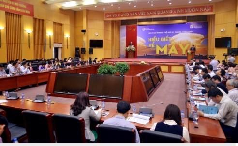 Vietnam begeht Welttag der Meteorologie - ảnh 1