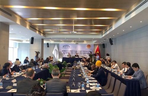 Eröffnung der Konferenz des APF-Ausschusses in Ho-Chi-Minh-Stadt - ảnh 1