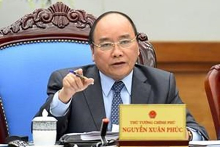 Premierminister Nguyen Xuan Phuc empfängt Außenminister aus Aserbaidschan - ảnh 1