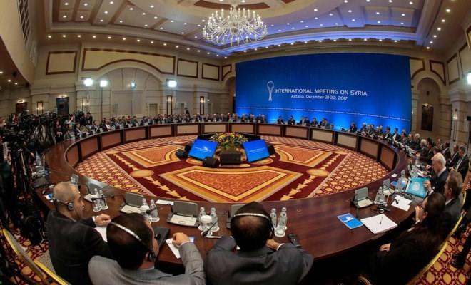 Viele syrische Oppositionsgruppen nehmen an Konferenz in Russland nicht teil - ảnh 1