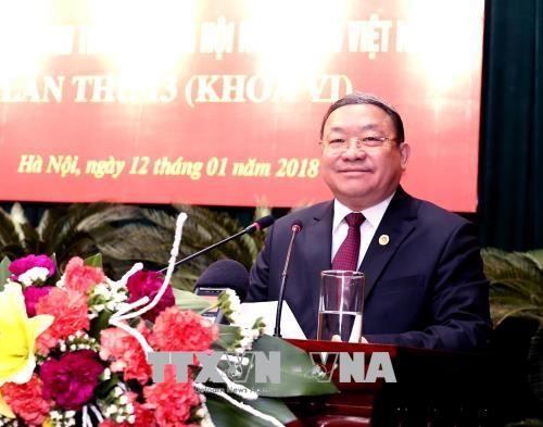 Thao Xuan Sung ist Vorsitzender des vietnamesischen Bauernvereins - ảnh 1