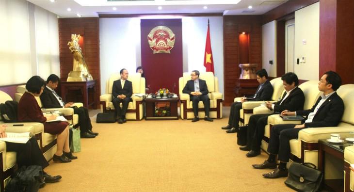 Vietnam und Japan wollen beim Bau der Smart-City zusammenarbeiten - ảnh 1