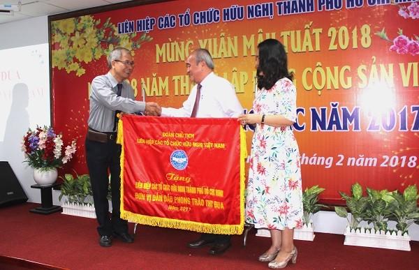 Volksdiplomatie zur Wirtschaftsentwicklung von Ho Chi Minh Stadt - ảnh 1