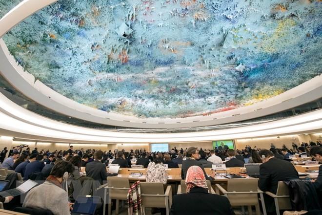 Vietnam leistet große Beiträge auf der Sitzung des UN-Menschenrechtsrates - ảnh 1