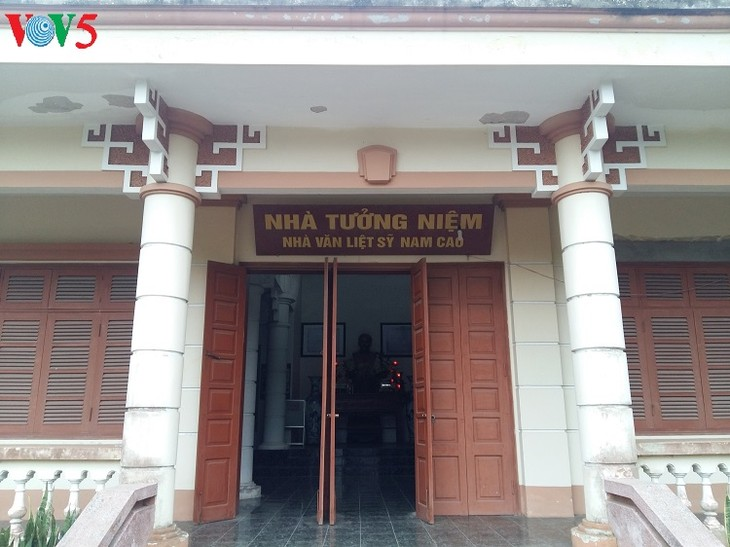 Vu Dai ist stolz auf Heimat des Schriftstellers Nam Cao - ảnh 1