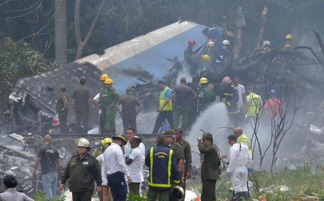 Flugzeugunglück in Kuba: nur drei Menschen überlebten die Katastrophe - ảnh 1