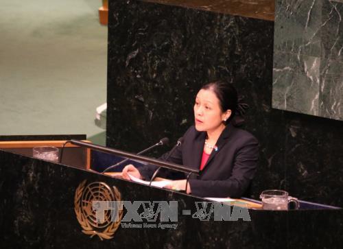 Vietnam wird für Kandidat des nichtstädigen Mitglieds des Weltsicherheitsrates vorgeschlagen - ảnh 1