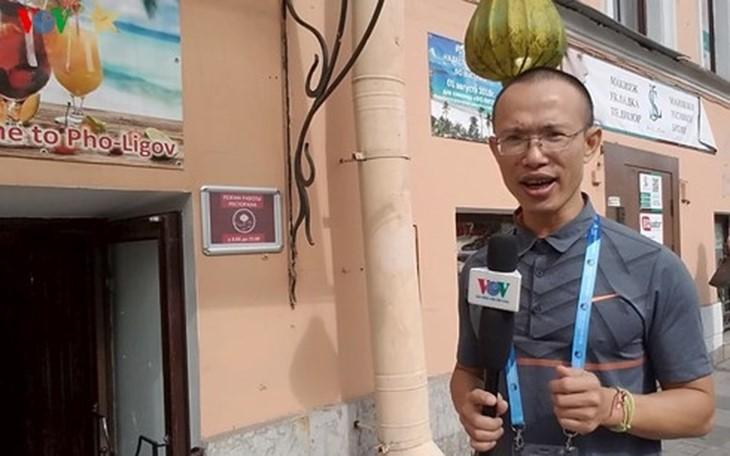 Vietnamesische Speisen in Russland - ảnh 1