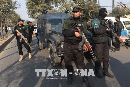 Pakistan tötet mutmaßlichen Attentäter des blutigen Bombenanschlages - ảnh 1