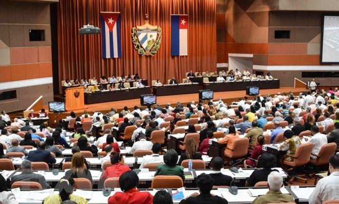 Kuba veröffentlicht neuen Verfassungsentwurf - ảnh 1