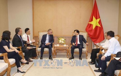 Vietnam will von Deutschland beim Wohnungsbau lernen - ảnh 1