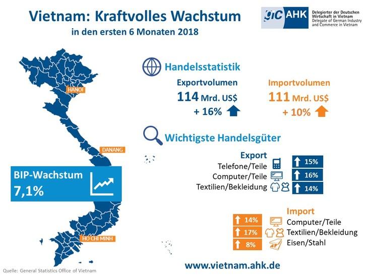 Delegierte der deutschen Wirtschaft in Vietnam - ảnh 1