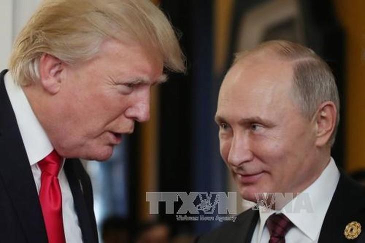 Spannungen zwischen Russland und den USA eskalieren - ảnh 1