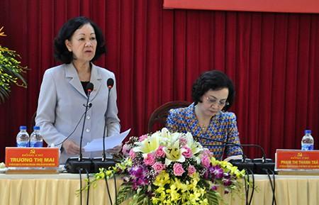 Volksaufklärung: Yen Bai soll nachhaltige Armutsminderung fördern - ảnh 1